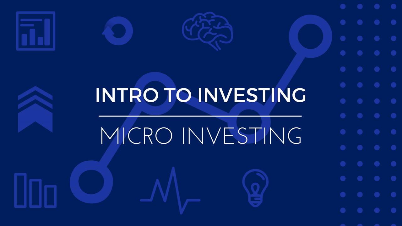 How to Invest Money - Micro investing with acorns app