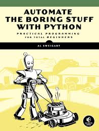Automate the boring stuff with python ebook