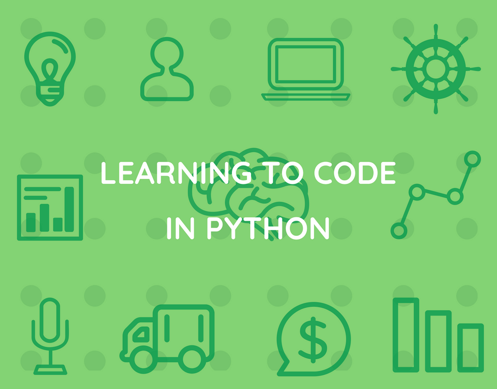 Learning to code in Python Challenge